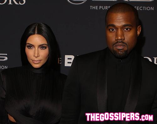 Kim e Kanye Kanye West, una sorpresa per Kim Kardashian