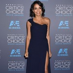 Rosario Dawson 150x150 Critics Choice Awards 2015: le foto del red carpet