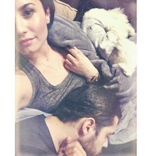 demi Demi Lovato: Se non fosse stato per Wilmer non sarei qui