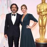 Alejandro Gonzalex Inarritu e MariaHagerman 150x150 Oscar 2015: tutte le star sul red carpet