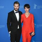 Amelia Warner e Jamie Dornan 150x150 Il cast di 50 Sfumature di Grigio alla Berlinale