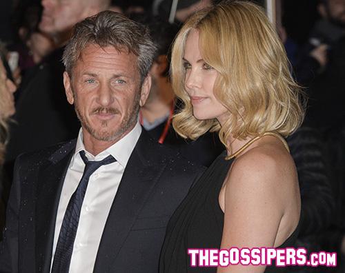 Charlize Theron Sean Penn1 Charlize Theron e Sean Penn si sono lasciati