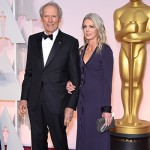 ClintEastwood 150x150 Oscar 2015: tutte le star sul red carpet