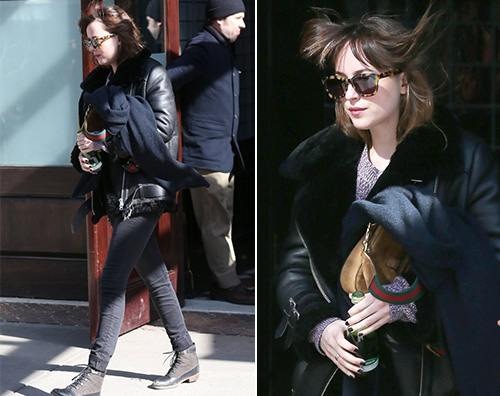 Dakota Johnson6 Dakota Johnson casual a New York