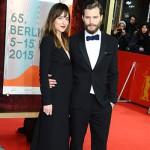 Dakota e Jamie 150x150 Il cast di 50 Sfumature di Grigio alla Berlinale
