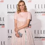 Diane Kruger1 150x150 Diane Kruger in rosa per gli Elle Style Awards 2015