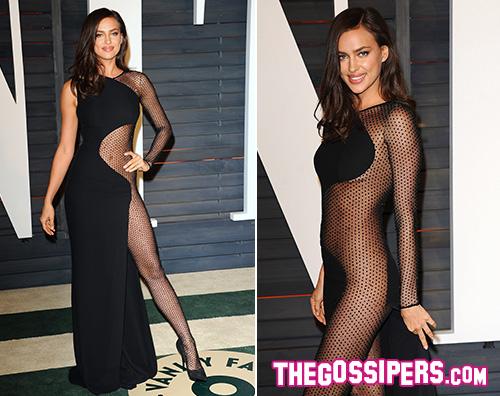 Irina Shayk Irina Shayk e Rita Ora le più sexy al party di Vanity Fair
