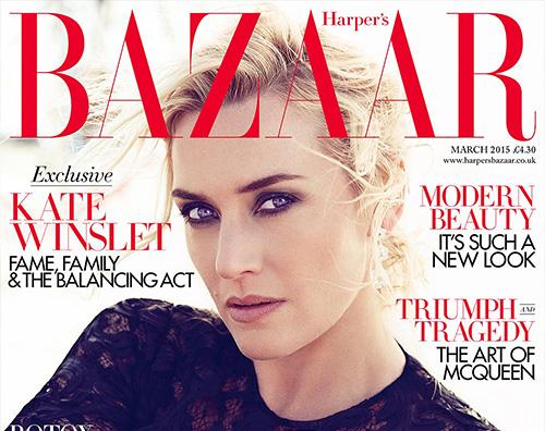 Kate Winslet Kate Winslet No ho fatto uso di Botox