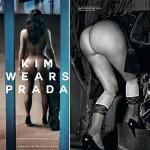 Kim 1 150x150 Kim Kardashian nuda (completamente!) su Love Magazine