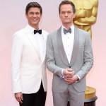 NeilPatrickHarris e DavidBurtka 150x150 Oscar 2015: tutte le star sul red carpet