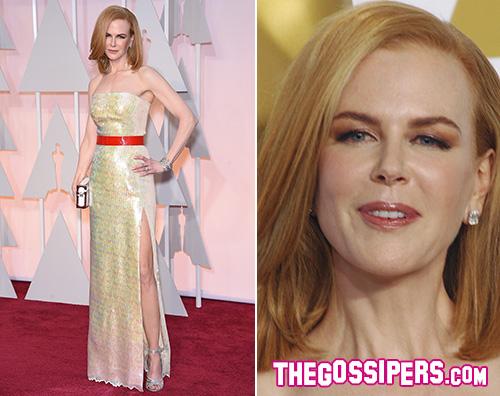 Nicole Kidman1 Nicole Kidman agli Oscar con gioielli da 7 milioni