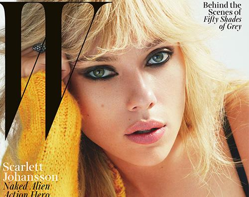 """Scarlett Cover Scarlett Johansson """" Mia figlia non è come l'avevo immaginata"""""""