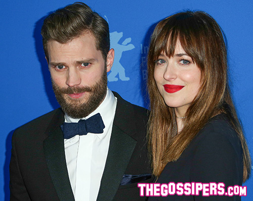 cOVER Dakota Johnson e Jamie Dornan Peggiori Attori dell Anno ai Razzie Awards