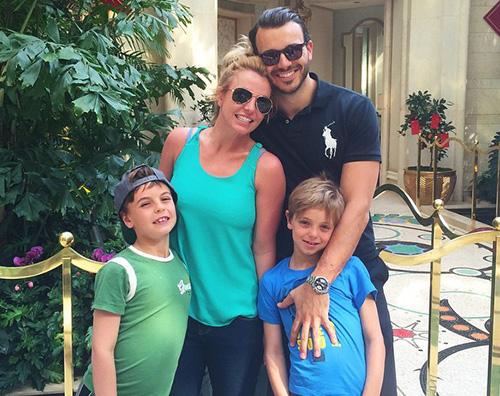 Britney1 Periodo positivo per Britney Spears