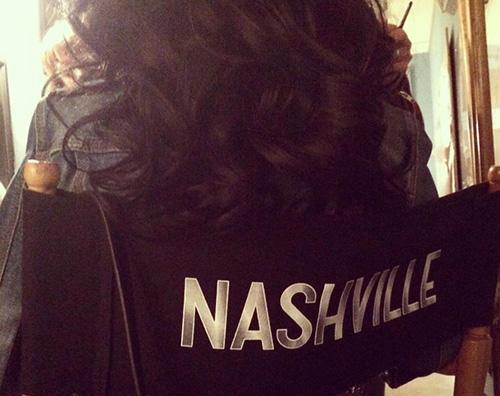 Christina Aguilera mora Christina Aguilera mora per Nashville