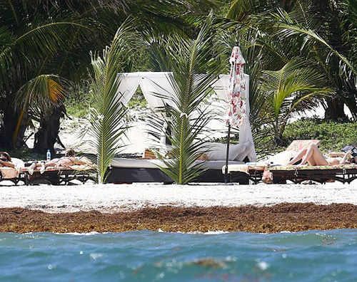 Dakota Melanie kris Dakota Johnson relax dopo 50 Sfumature di Grigio