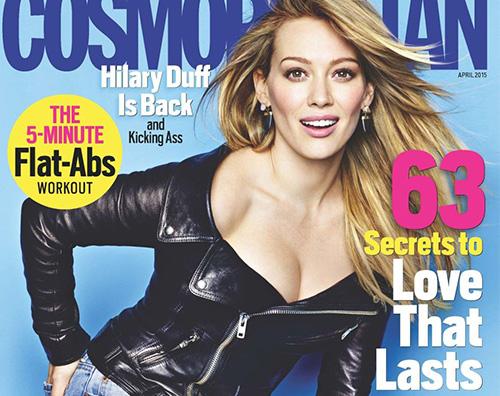 Hilary Duff1 Hilary Duff Tra me e Mike cera tanto amore, ma non bastava