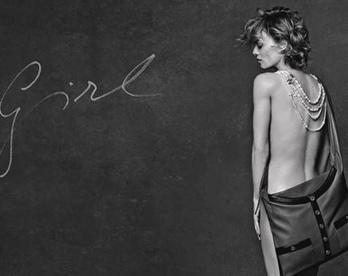 Vanessa Paradis Kristen Stewart e Vanessa Paradis muse di Chanel