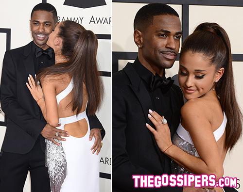 Ariana Grande e Big Seal Ariana Grande e Big Sean si sono lasciati