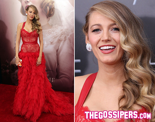 Blake Lively1 Blake Lively a New York per The Age of Adaline