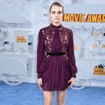 Cara Delevingne 150x150 Colpa Delle Stelle domina agli MTV Movie Awards