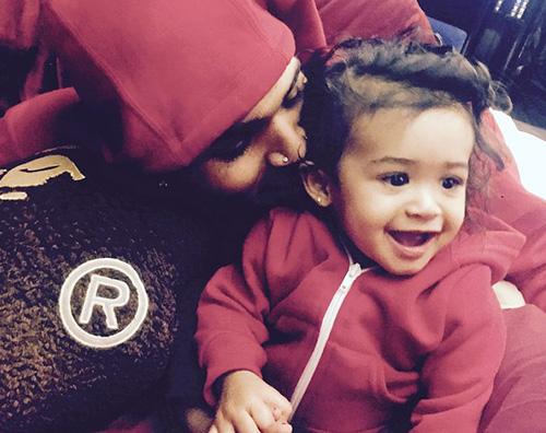 Chris Brown Royalty2 Chris Brown ha ottenuto la custodia congiunta di Royalty