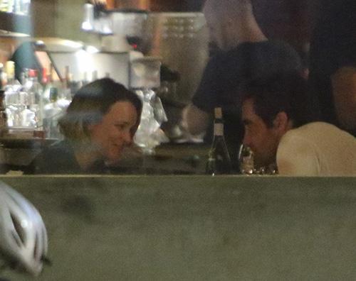 Jake gyllenhaal rachel mc adams 2 Jake Gyllenhaal e Rachel McAdams a cena insieme... di nuovo!