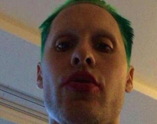 Jared Leto Capelli verdi joker Jared Leto capelli verdi su Instagram