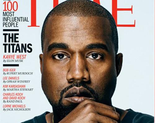 Kanye Time Kim e Kanye tra le 100 persone più influenti al mondo