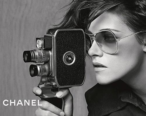 Kristen Stewart Chanel 2 Kristen Stewart viaggia comoda