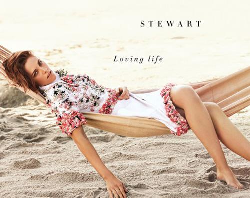 Kristen Kristen Stewart La fama è la cosa più brutta al mondo