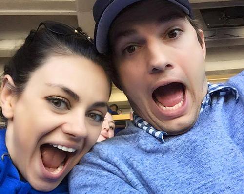 """Mila Kunis e Ashton Kutche Ashton Kutcher """"Non ho tradito Mila"""""""