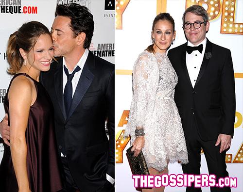 Robert Sarah Robert Downey Jr parla della lovestory con Sarah Jessica Parker