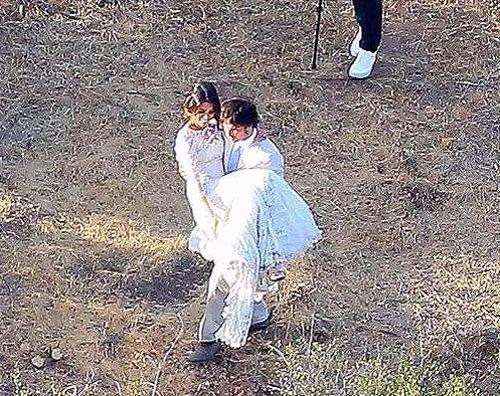 ian somerhalder niki reed nozze 3 Nikki Reed e Ian Somerhalder, nozze segrete!