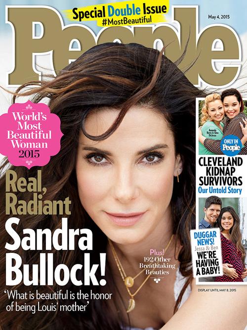 sandra Sandra Bullock è la donna più bella del mondo secondo People