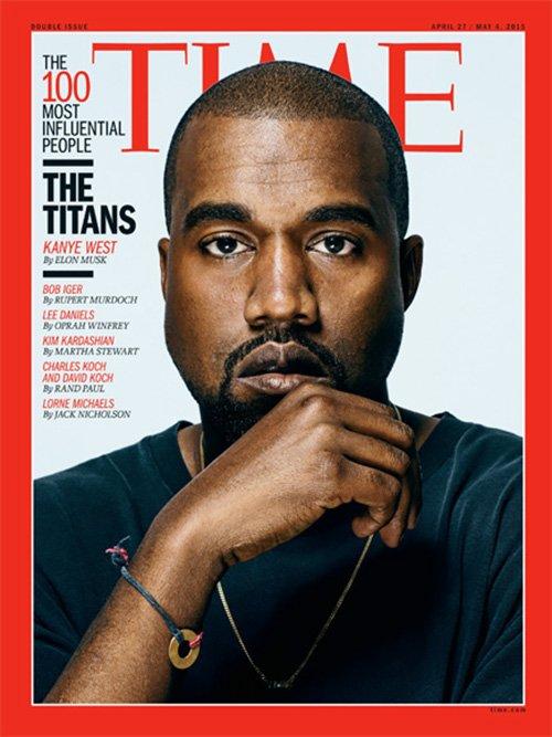 time 041615  2 Kim e Kanye tra le 100 persone più influenti al mondo
