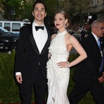 Amanda Seyfried e Justin Long 150x150 Met Gala 2015: tutti i look sul red carpet