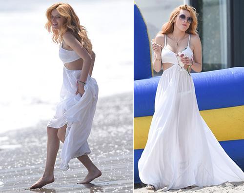 Bella Thorne Prova costume superata per Bella Thorne