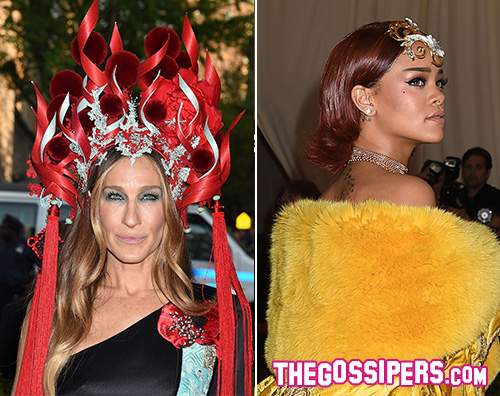 Cover Met Gala 2015: tutti i look sul red carpet