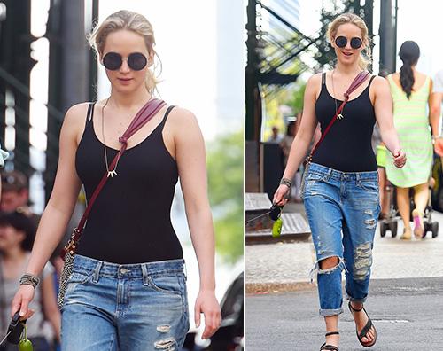 Jennifer Lawrence1 Jennifer Lawrence a New York per il Memorial Day