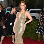Jessica Chastain 150x150 Met Gala 2015: tutti i look sul red carpet