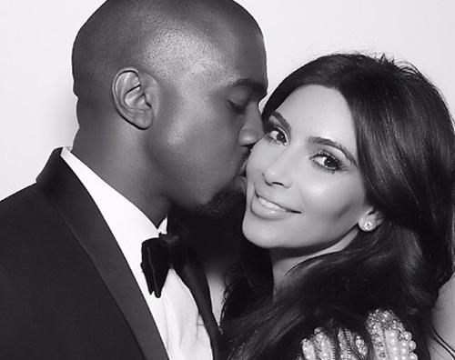 Kim e Kanye1 Kanye West, un milione di dollari per il compleanno di Kim