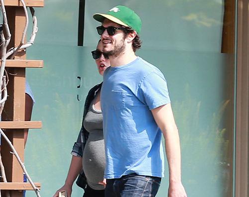 Leighton Messter incinta Leighton Meester è incinta