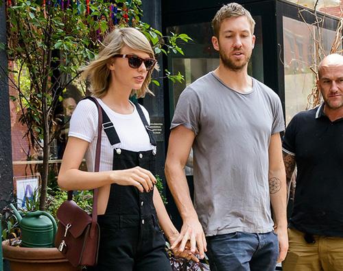 Taylor Swift Calvin Harris Taylor Swift e Calvin Harris sono rimasti amici