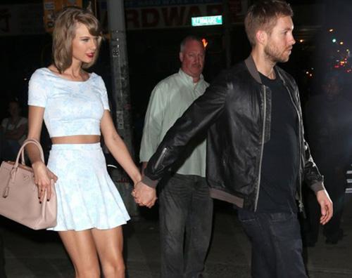 Taylor e Calvin NY Calvin Harris tuona contro Taylor Swift su Twitter