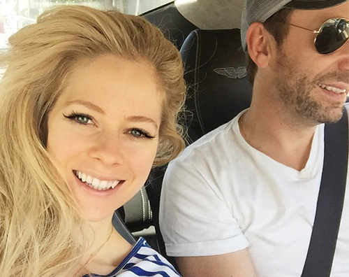 Avril Lavigne Chad Avril Lavigne parla in TV della malattia di Lyme