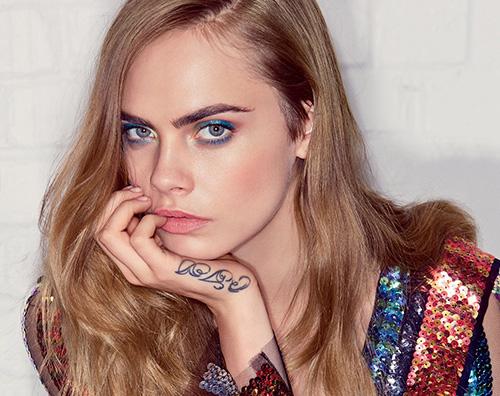 Cara Vogue Cara Delevingne conferma la storia con St. Vincent su Vogue