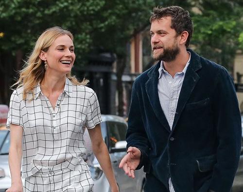 Diane Joshua Diane Kruger e Joshua Jackson innamorati a NY