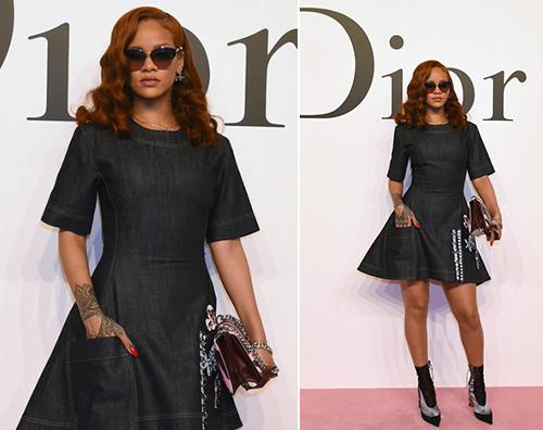 Rihanna Dior Rihanna a Tokyo per Dior