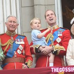 Royal Fmaily 2 150x150 Primo Trooping of the Colour per il Principino George